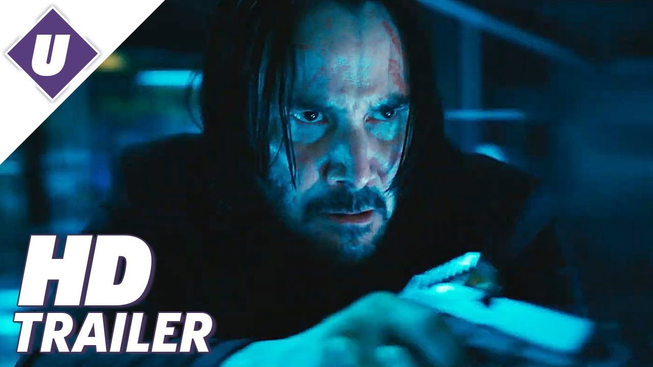 John Wick Chapter 3 Parabellum Official Trailer 2019 Keanu