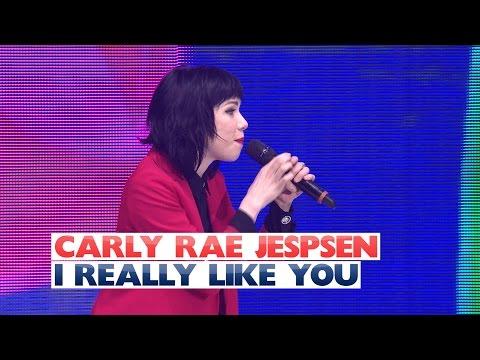 Carly Rae Jepsen - 'I Really Like You' (Live At Jingle Bell Ball 2015)