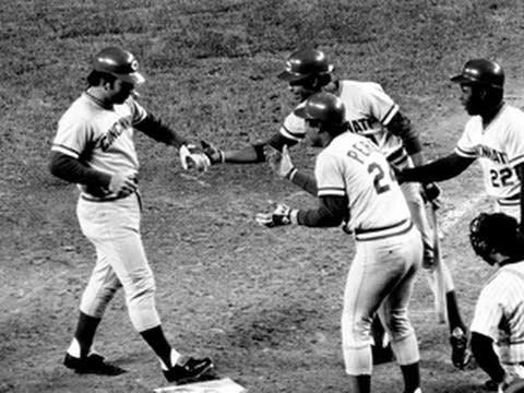1976 World Series, Game 4: Reds @ Yankees
