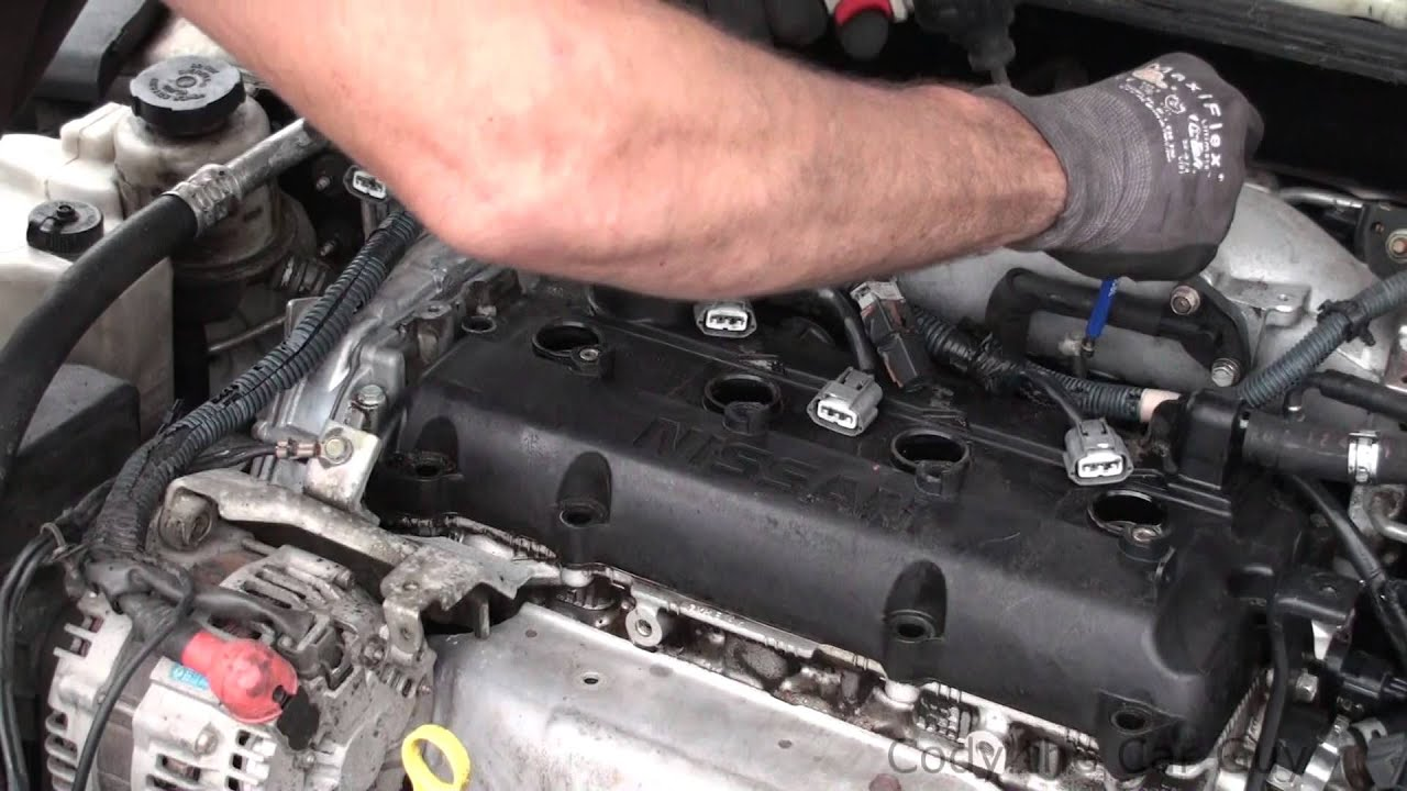 Nissan Altima 2 5 Valve Cover Gasket Replacement Simple
