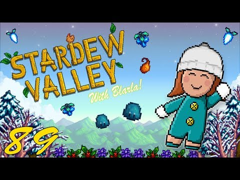 Stardew Valley Day #89 - Get The Funk Out (Y1 Winter)