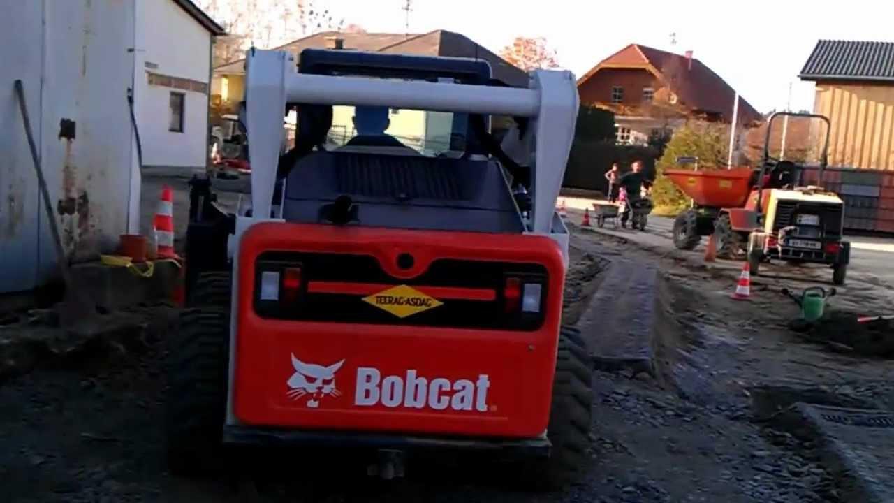 Bobcat A770 Tilt Tach  Best Bobcat Ever  Teerag
