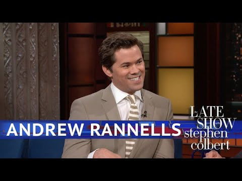 Andrew Rannells Keeps It Professional, Mostly Mp3