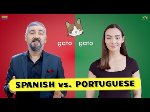Spanish vs. Portuguese | How Similar Are Spanish and Portuguese Words?