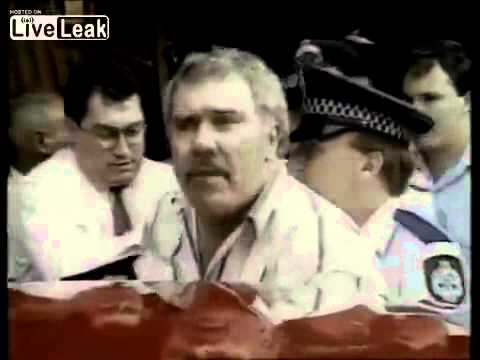 The magnificent arrest of Paul Charles Dozsa