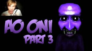 [Horror / Funny] Ao Oni - STUPID FRECKIN PIANO PUZZLE - Part 3