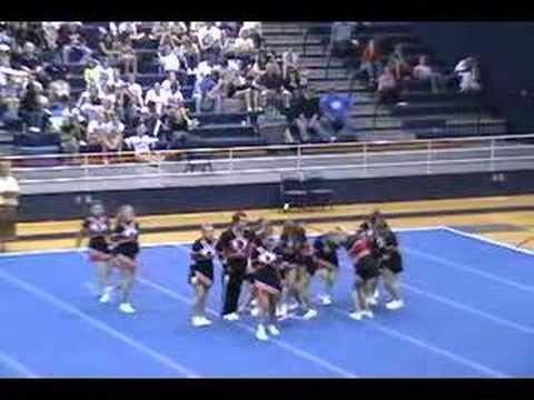 2007 Winder NE Ga Cheer CompSocial CircleCoed YouTube