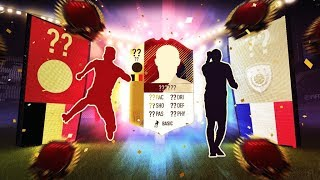 One of Huge Gorilla's most viewed videos: GUARANTEED ICON PACK!! | TOP 100 WEEKLY & MONTHLY REWARDS | INSANE TOTW PULL!! | FUT CHAMPIONS