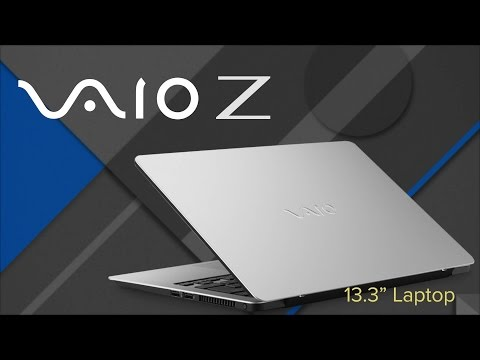 Unboxing: Vaio Z Laptop