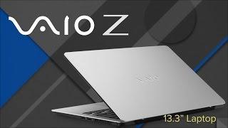 Unboxing: Vaio Z Laptop