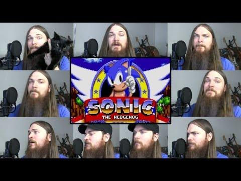 Sonic - Green Hill Zone Acapella