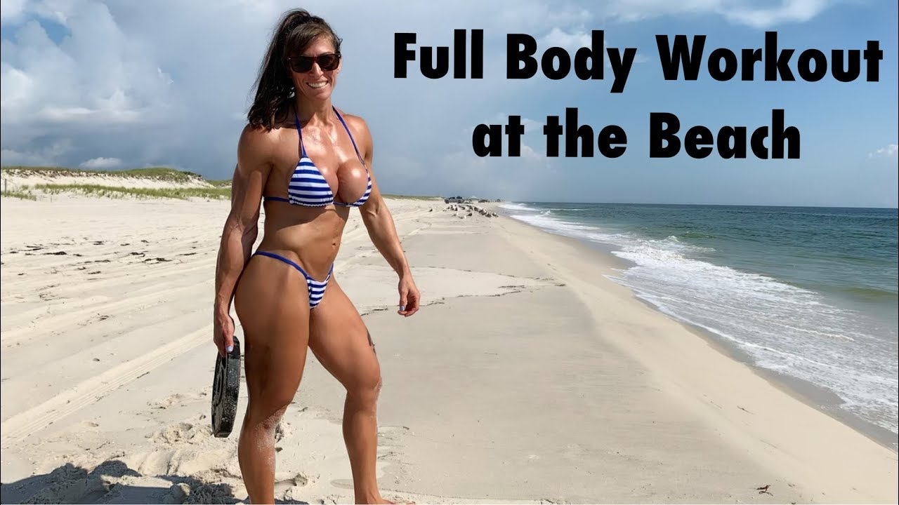 Fun Full Body Workout you can do ANYWHERE!