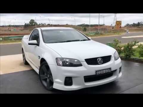 STOCK AS A ROCK AUSSIE HOLDEN SV6 VE THUNDER UTE - Review