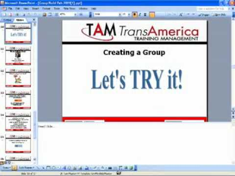 PS Human Resources Group Build Part 2