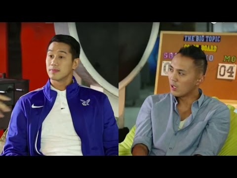 Renren Ritualo and Wesley Gonzales on the Ateneo-La Salle Rivalry - The GOAT on FOX Sports