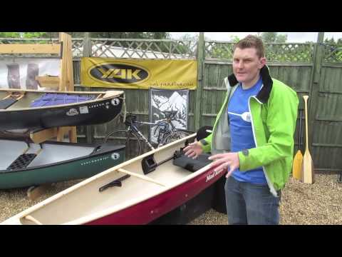 Mad River Serenade Canoe Kayak Hybrid