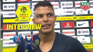 Interview de fin de match :Paris Saint-Germain - SM Caen ( 3-0 )  / 2018-19