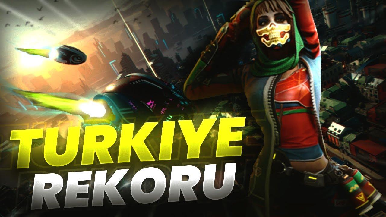 Script | TÜRKİYE REKORU!! SOLO/SQUAD ( Hyper Scape )