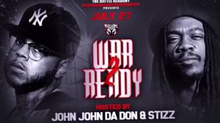 WAR READY 2  PAY-PER-VIEW ANNOUNCEMENT