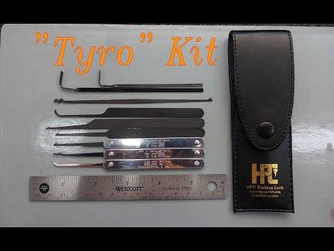 """(1135) Review: HPCs """"Tyro"""" Pick Kit"""