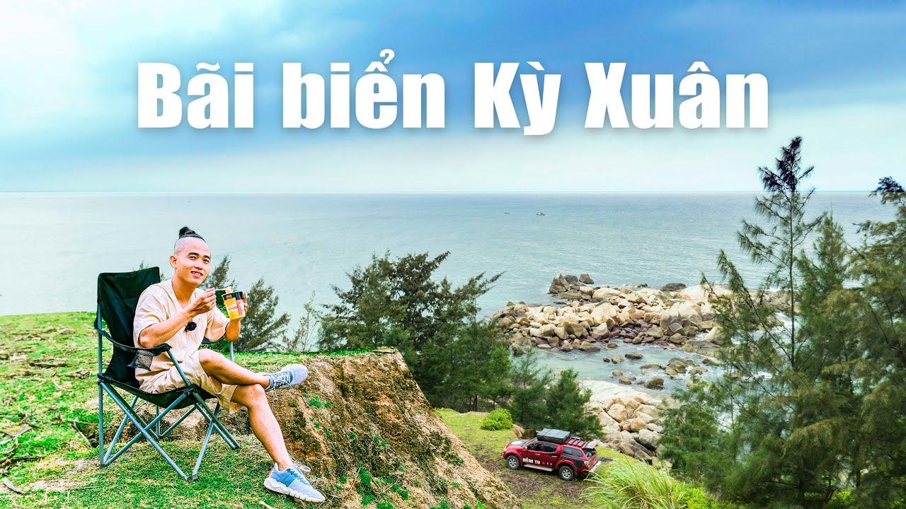 Cung đường biển đẹp nhất Bắc Trung Bộ ít người biết - Kỳ Xuân Hà Tĩnh