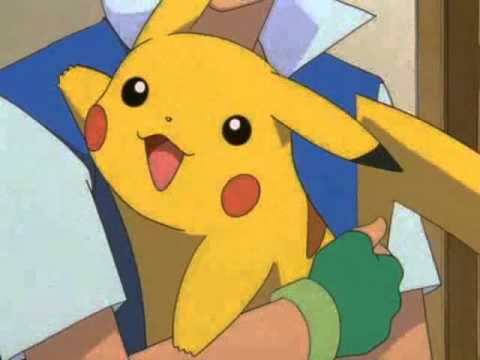 Ash and Pikachu I Thought I Lost You - YouTube
