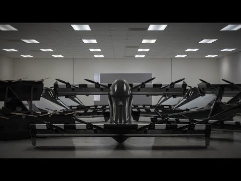 BlackFly -  the first production flying car, released in 2019