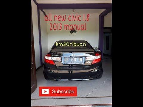 97 Civic All New Dijual HD Terbaik