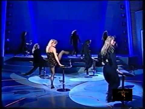 Pino Daniele - FEMMENA - Heather Parisi & Steve La Chance