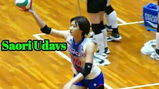 Beautyfull Volleyball Japan | Saori Uda vs...