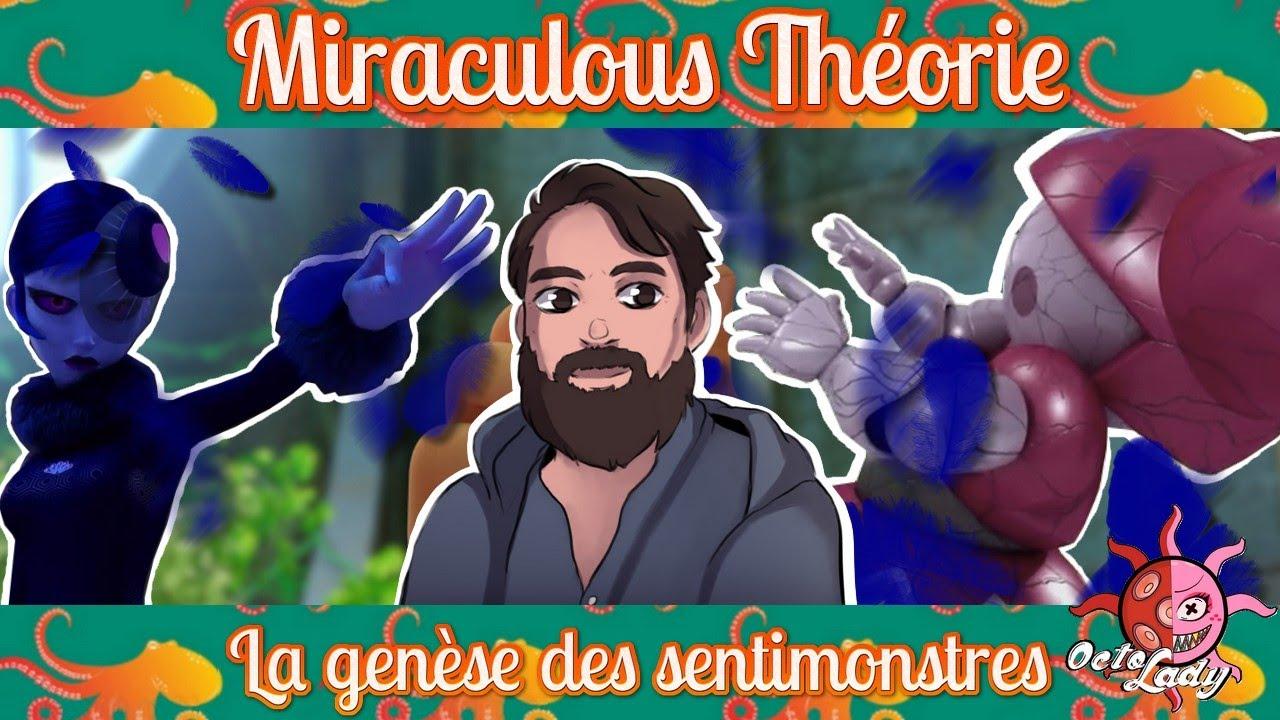 MIRACULOUS| THEORIE : Adrien le sentimonstre, La genèse des sentimonstre [PARTIE 1]