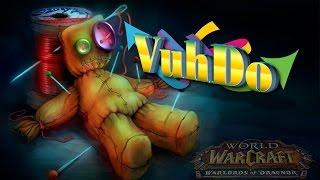 VuhDo подробный гайд по настройке