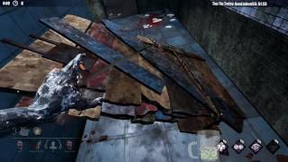 Dead by Daylight with...THE NURSE! - WELL THAT WAS BLOODY HARD! RANK 1'S