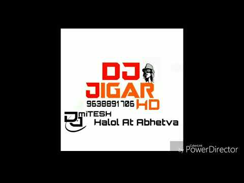 HIRNA HICHKE JULO SURA BHATHIJI     DJ JIGAR HD Mixx 3  TALI MIX