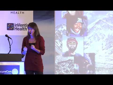 Cathy O'Dowd: teamwork & leadership from the slopes of Everest