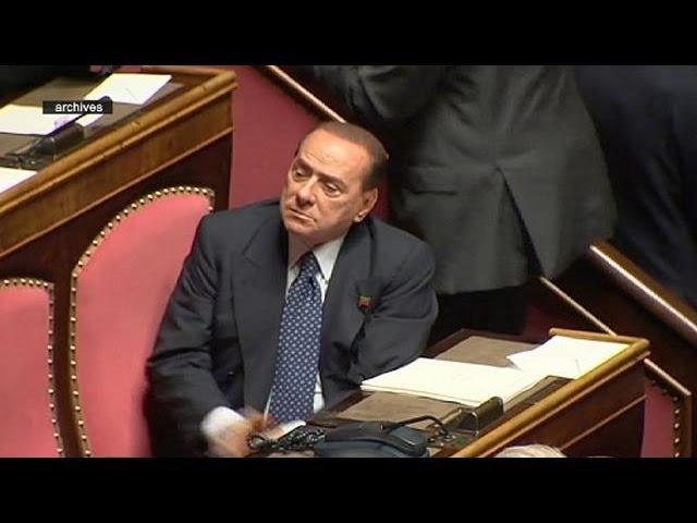 Сильвио Берлускони отработает срок в доме для престарелых