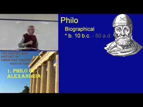 17. Philo of Alexandria