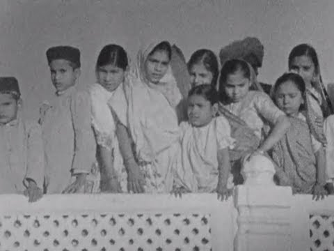 Wedding of Maharaj Kumar Shri Meghrajji Shaeb of Kutch and Maharaj Shri of Kishangarh (1933)