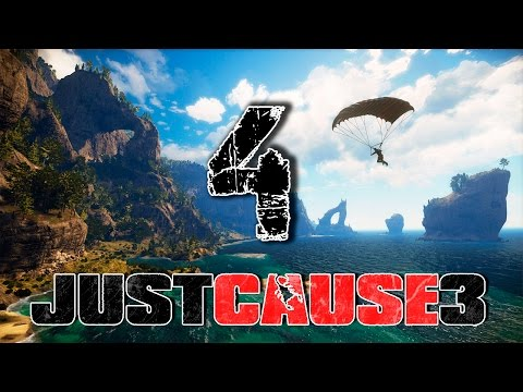 |4| Just Cause 3: Una reacción terrible | 1080p60 Max.Settings |