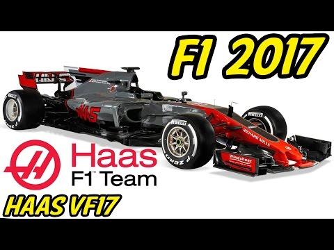 F1 Haas Crashes (Music)