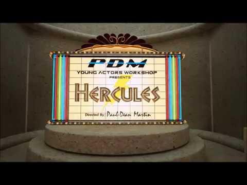 PDM Young Actors Workshop Hercules Teaser