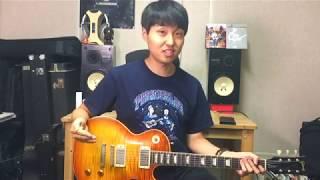 [기타레슨] 기타 코드톤 연습 1편
