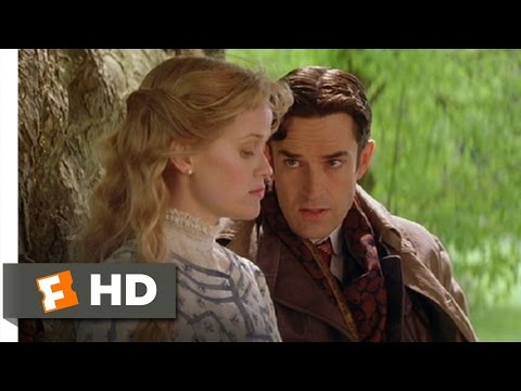The Importance of Being Earnest 512 Movie   Algernon Meets Cecily 2002 HD
