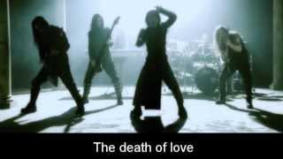 Cradle of filth the death of love+Lyrics