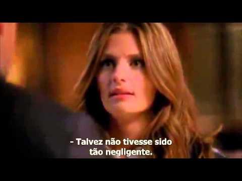 Castle: Erros de gravação da 4ª Temporada - Legendado - YouTube