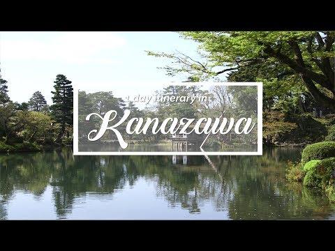 Kanazawa - Travel plan for first timers | Japan Itinerary suggestion