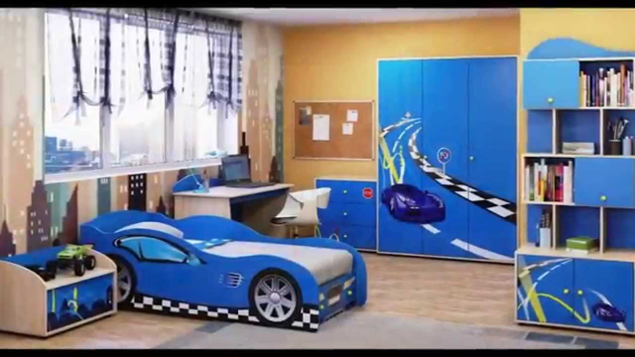 Idee per camerette per ragazzi youtube - Idee per pitturare una cameretta ...