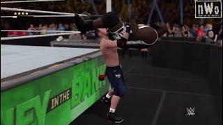 DJAK47 Tha Hustler vs. Mark Henry | WWE Money In The Bank: WWE 2K17 Throwback Match