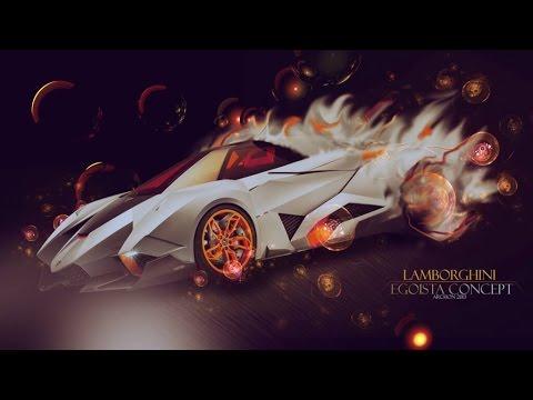 Asphalt 8 Airborne Lamborghini Egoista Test Site Omega