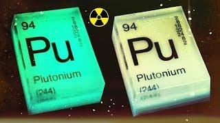 Как сделать Плутоний - Магнит на холодильник из эпоксидной смолы